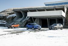 Opel Grandland X tegen 2 rivalen