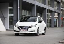 Nissan Leaf 2018 40 kWh : L'électrique bien née