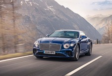 Bentley Continental GT 2018 : Métamorphose