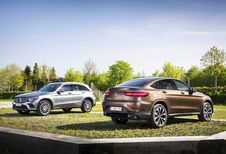 Mercedes GLC 250d vs Mercedes GLC 350e #1