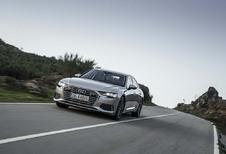Audi A6 2018 : Steeds hoger… op de ladder!