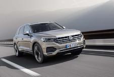 Volkswagen Touareg 2018: Premiumambities