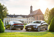 Audi A7 Sportback 50 TDI vs Mercedes CLS 350 d