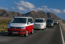 De Volkswagens California in 7 weetjes