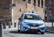 Honda Jazz 1.5 i-VTEC : Verrassende combinatie