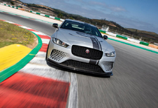 Jaguar XE SV Project 8 (2018)