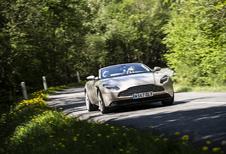 Aston Martin DB11 Volante : La griffe de l'exclusivité