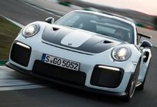 """Porsche 911 GT2 RS """"Weissach """" (2018)"""