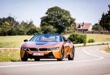 BMW i8 Roadster : le roadster respectueux