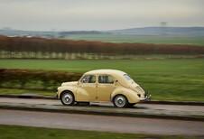 AutoWereld test 120 jaar Renault (2): de 4 CV (1960)