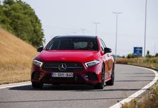 Mercedes A 200 A : Meer hightech