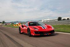 Ferrari 488 Pista : de la piste à la route…