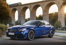 Mercedes-AMG C63 : mieux se différencier