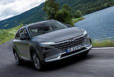 Hyundai Nexo 2018: Vlam van de hoop