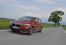 BMW 218i Active Tourer (2018)