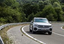 Volkswagen Touareg 3.0 V6 TDI : Een echt luxeproduct