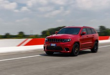 Jeep Grand Cherokee TrackHawk : Ils sont fous ces 'Ricains !