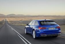 Audi A6 Avant 50 TDI (2018)