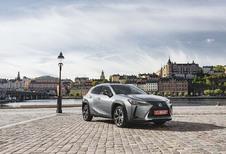 Lexus UX: Klaar voor urbex