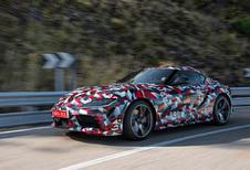 Toyota GR Supra : Prometteuse