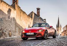 Wordt de volgende Mazda MX-5 hybride?
