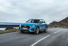 Audi Q3: De lijn doortrekken