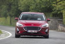 Ford Focus 1.5 EcoBlue A : Confortable et dynamique