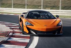 McLaren 600LT: Sensationeel