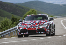 Toyota Supra : Veelbelovend