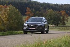 Hyundai Santa Fe 2.2 CRDi 4WD : Le SUV vu en grand