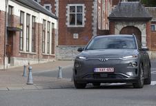 Hyundai Kona EV 64 kWh : Voor het grote publiek