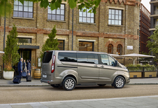 Ford Tourneo Custom Sport 2.0 TDCi 170 pk (2018)
