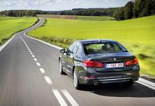 BMW 518d (2018)