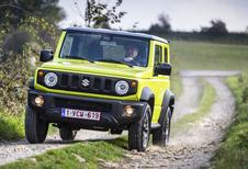 Suzuki Jimny : Offroader in zakformaat