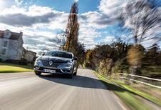 Renault Talisman 1.8 TCe: Bedankt, WLTP