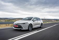 Toyota Corolla Touring Sports Hybrid (2018) - prototypetest