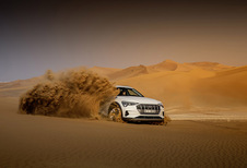 Audi e-tron : La verte Forest