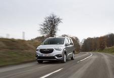 Quelle Opel Combo Life choisir?