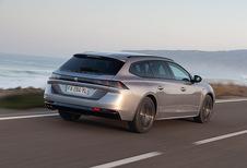 Peugeot 508 SW : Garder la ligne