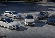 Mercedes C-, E- en S-Klasse EQ Power: gamma onder stroom