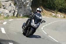 Honda Forza 300 : Le luxe, si je veux...