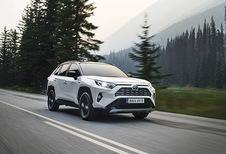 Toyota RAV4 2019 : Changement de cap