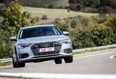 Audi A6 Avant 40 TDI : Klaar voor de fleetmarkt