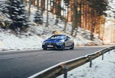 Mercedes-AMG GT 4 Portes : Le sport pour la famille