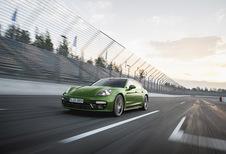 Porsche Panamera GTS : Limo pur sport