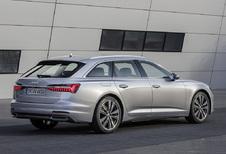 Audi A6 Avant 40 TDI (2019)