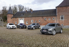 Audi Q3 contre 3 rivales