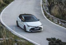 Toyota Corolla 1.8 l Hybrid: verleidingsoperatie