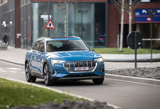 Audi e-tron: recall voor pakking in batterij