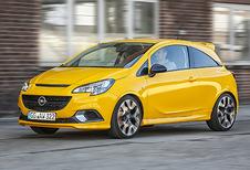 Opel Corsa GSi : renforcer l'image
